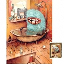 1000 EL. Zozowille Bathtub