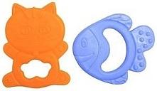 Gryzaki dla dzieci w róznych kształtach