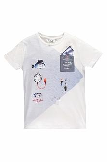 Mek - T-shirt dziecięcy 122-164 cm