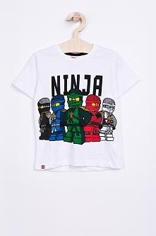 Blukids - T-shirt dziecięcy Lego Ninja 104-128 cm