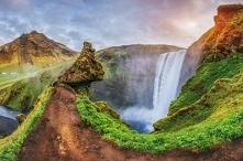 Islandia, cudowne uroki natury. Puzzle na puzzlefactory,pl <3