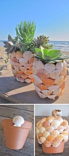 świetny pomysł na dekorację...