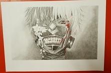 Tokyo Ghoul, Ken Kaneki aut...