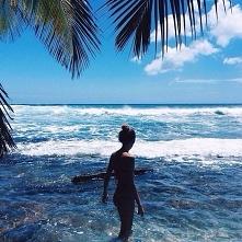 Beach .