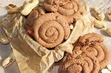 Kakaowo-orzechowe ślimaczki...