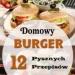 Domowy Burger: TOP 12 Pyszn...