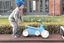 Jeździk, gokart BERG GO2 - przeczytaj i wygraj! Jeździki BERG dostępne w skle...