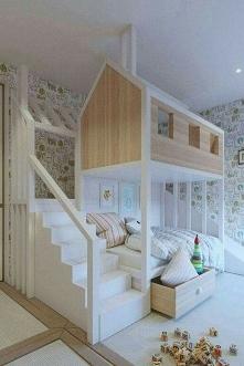 pokoik dla dziecka, jak dla mnie ten pomysł to raj :)