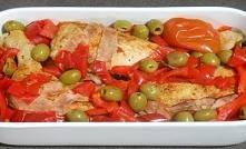 Kurczak po andaluzyjsku