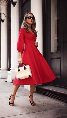 Sukienka Catrice Red z noshame.pl (klik w zdjęcie, by przejść do sklepu)