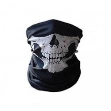 Termoaktywny Face Shield idealny jako okrycie twarzy dla biegaczy, motocyklis...