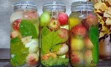 Kiszone jabłka, przysmak Słowian