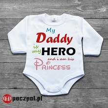 My Daddy's is my hero and i am his princess