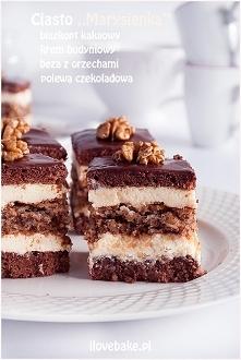 Ciasto Marysieńka