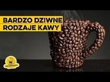 5 dziwnych napojów kawowych ☕