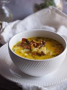 Zupa kurkowa / Chanterelle ...