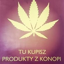 Zapraszamy do naszego sklepu konopnego KONOPIE-ONLINE.pl oraz do punktu stacj...