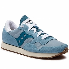 Sneakersy SAUCONY - Dxn Trainer Vintage S70369-30 Blu/Wht