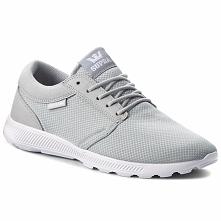 Sneakersy SUPRA - Hammer Run 08128-046-M Grey/White/White