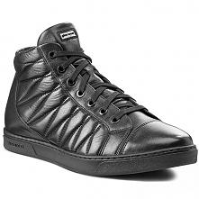 Sneakersy GINO ROSSI - Dex MTV569-K55-8Q00-9900-F  Czarny 99