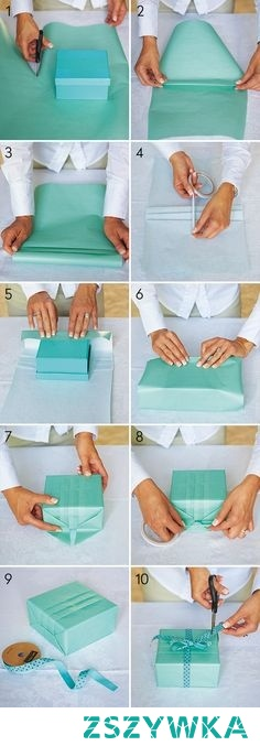 Jak zapakować prezent