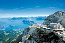 Góra Pilatus w Szwajcarii, puzzle z tego obrazka na puzzlefactory.pl :)