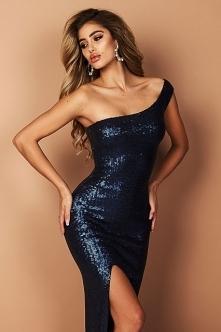 Sukienka Sequin Blue z noshame.pl (klik w zdjęcie, by przejść do sklepu)