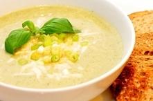 Zupa – krem z brokułów