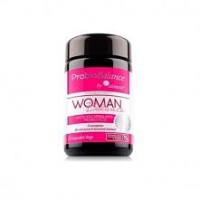 Aliness ProbioBALANCE Woman Balance - produkt dla każdej kobiety która ceni s...