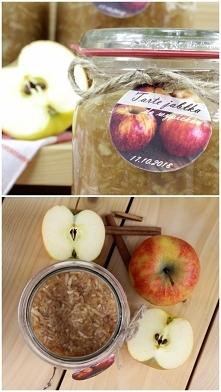 Jabłka w słoikach przydają ...