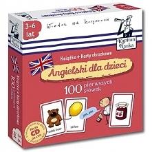 Gra Edgard Kapitan Nauka Angielski Dla Dzieci  100 Pierwszych Słówek