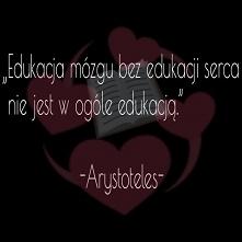 Nic nam po mądrości gdy serca nie znamy... Lepiej być głupim z sercem niż mądrym bez serca...