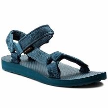 Sandały TEVA - Original Universal 1003987 Moxie Textured Legion Blue