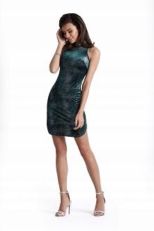 Seksowna dopasowana sukienk...