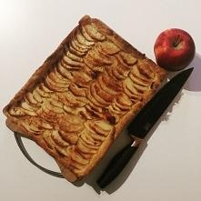 tarta z jabłkami <3