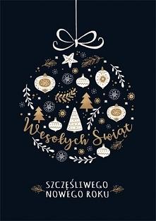 Kartki Świąteczne i Noworoczne