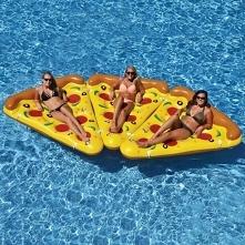 Materac pizza