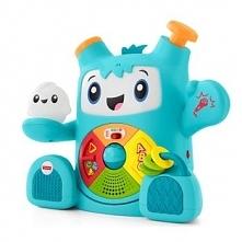 Zabawka Fisher Price Interaktywny przyjaciel Rockit