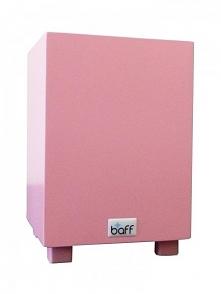 Baff Drum Box 38 Cm Różowy