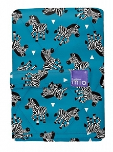 Bambinomio Mata Do Przewijania 60×43 Zebra Crossing