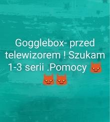 Gogglebox-przed telewizorem pierwsze trzy serie