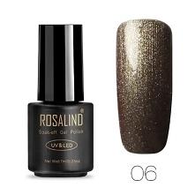 Lakier hybrydowy firmy Rosalind pozwalający uzyskać piękny, intensywny kolor nawet przez 4 tygodnie! Wygodny, precyzyjny pędzelek pozwala na komfortową i szybką aplikację lakier...