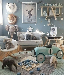 świetny pokój.