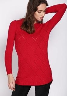 Czerwony Sweter Here Till Sunday