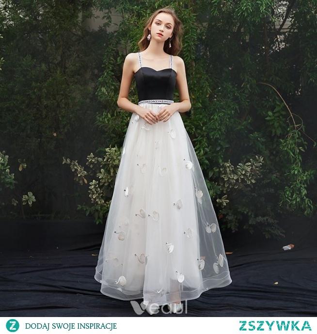 białe sukienki na sukienki Zszywka.pl