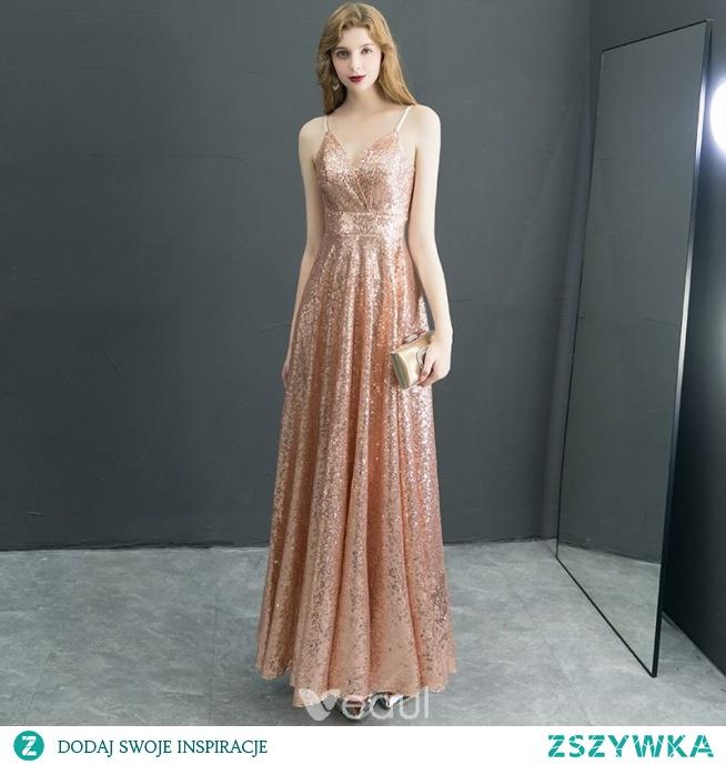 8b0c793c9e Uroczy Ciemnozielony Sukienki Wieczorowe 2019 Syrena   Rozklosz.. na ...