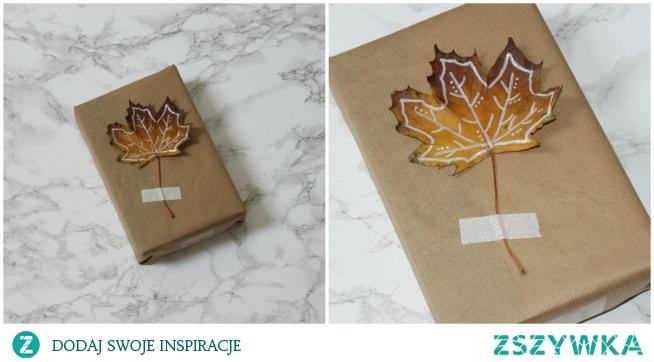 Pakowanie prezentów - pomysł na blogu :)