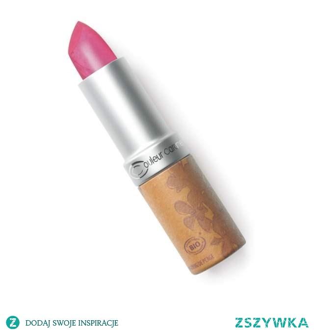 Makijaż kosmetykami ekologicznymi? To możliwe i co ważne zdrowe dla Twojej cery. W naszym sklepie malinowa pomadka do ust i wiele innych produktów.