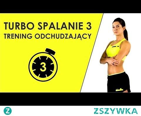 Turbo Spalanie 3 - Trening Odchudzający  Turbo Spalanie to innowacyjny trening, w którym została zastosowana kombinacja ćwiczeń Kardio i Turbo, dzięki czemu efekty są dużo szybsze niż przy innych treningach redukcyjnych.  Jeśli chcecie schudnąć to trafiliście we właściwe miejsce!