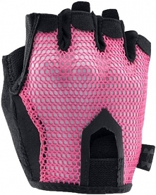 Under Armour Rękawiczki Treningowe Resistor Women's Pink Sky Metallic Pewter M